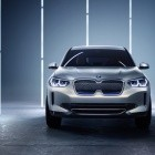 SUV: Concept iX3 zeigt BMWs elektrische Zukunft