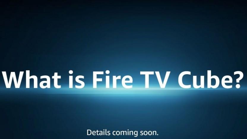 Der Fire TV Cube wird sich auf Zuruf steuern lassen.