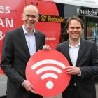 Unitymedia: Busse der Rheinbahn mit WLAN ausgestattet