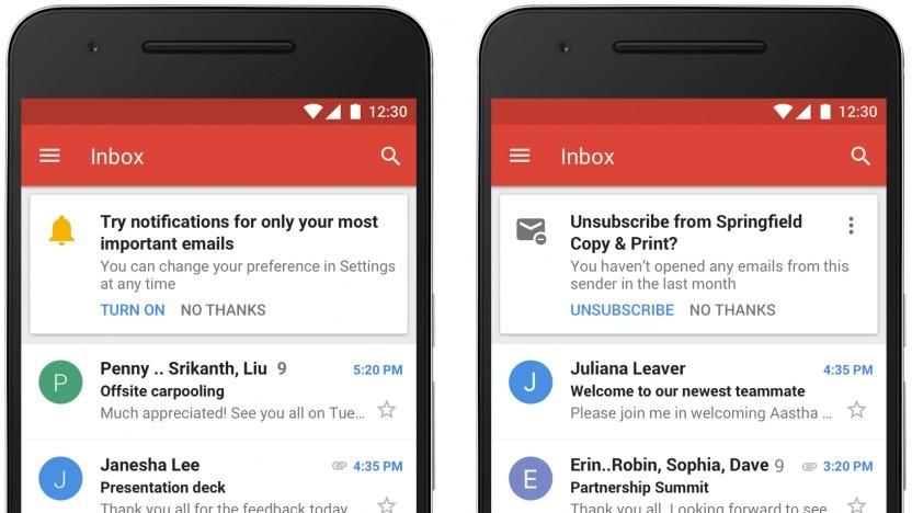 Einführung per E-Mail