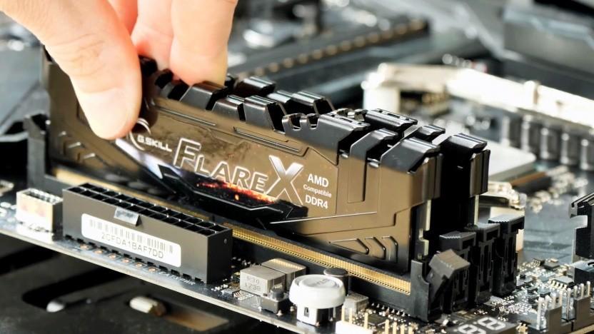 RAM-Overclocking getestet: Auch Ryzen 2000 profitiert von