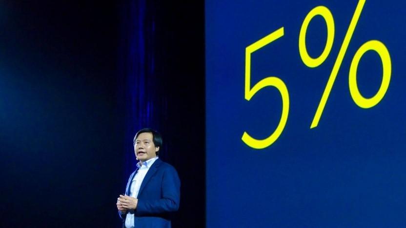 Lei Jun und die Fünf