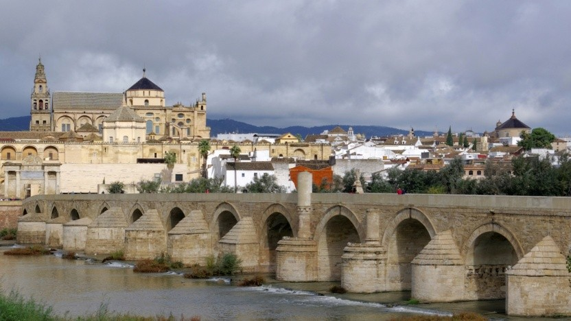 Stein des Anstoßes: ein Foto der spanischen Stadt Córdoba
