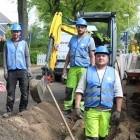 Schellenberger Wald: Unitymedia baut Glasfaser in Essener Stadtteil