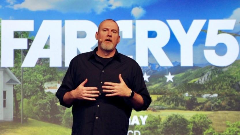 Dan Hay von Ubisoft hat auf der Quo Vadis 2018 über Far Cry 5 gesprochen.