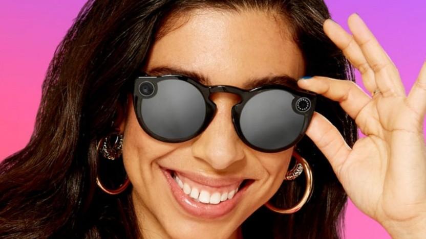 Die neuen Spectacles von Snap