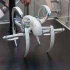 Bionic Wheel Bot: Festos Spinnenroboter rollt und läuft