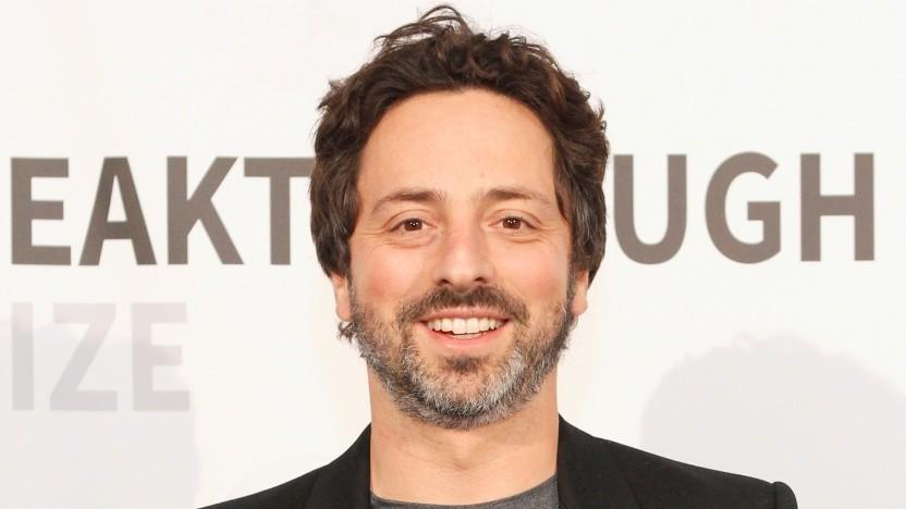 Google-Gründer Sergey Brin