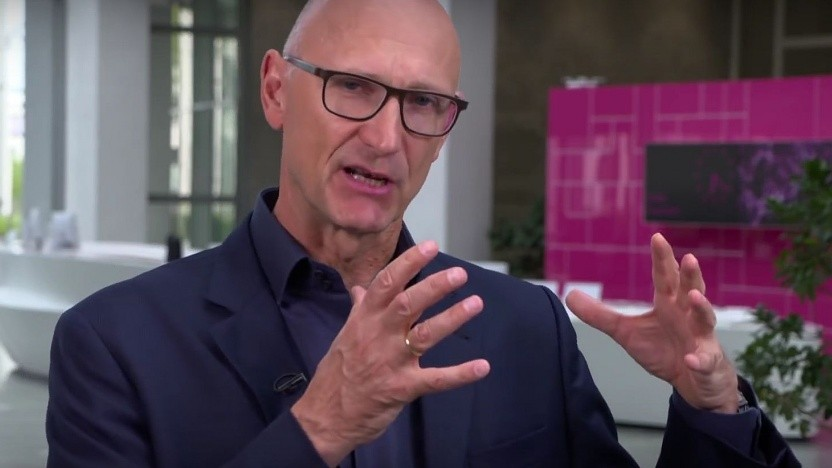 Telekom-Chef Tim Höttges