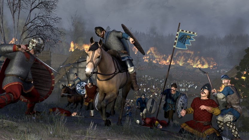 Artwork von Total War Saga: Thrones of Britannia
