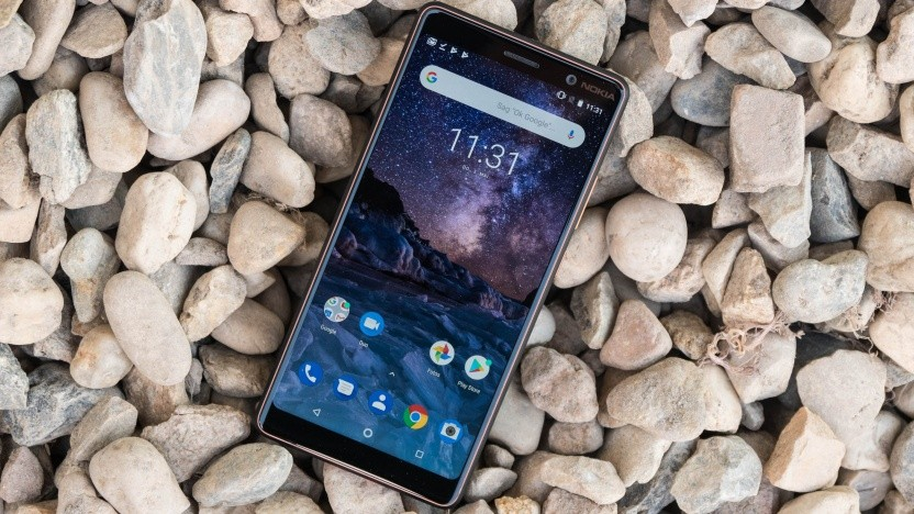 Das Nokia 7 Plus von HMD Global