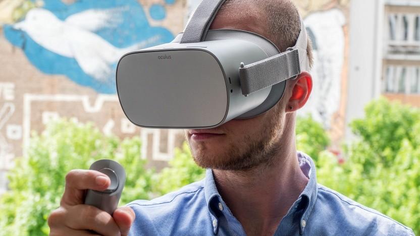 Facebooks Oculus Go
