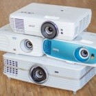 Projektoren im Vergleichstest: 4K-Beamer für unter 2K Euro