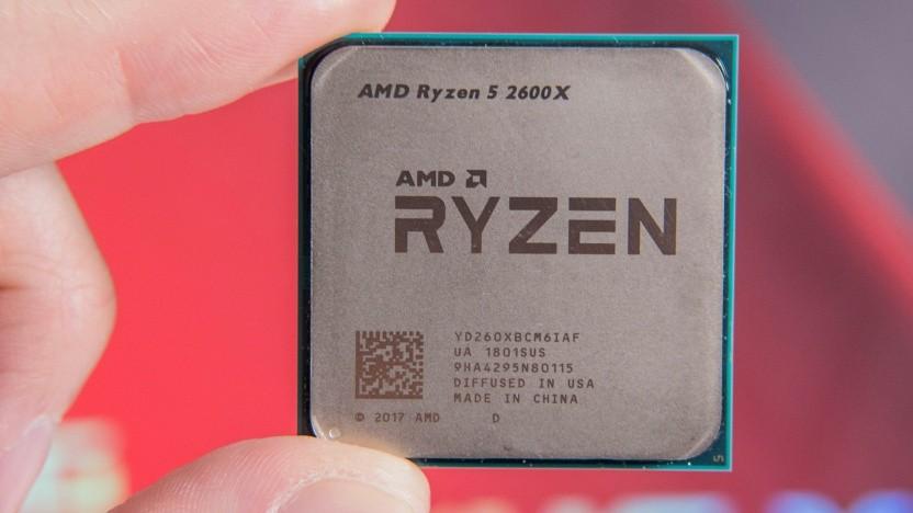 AMDs Ryzen 5 2600X