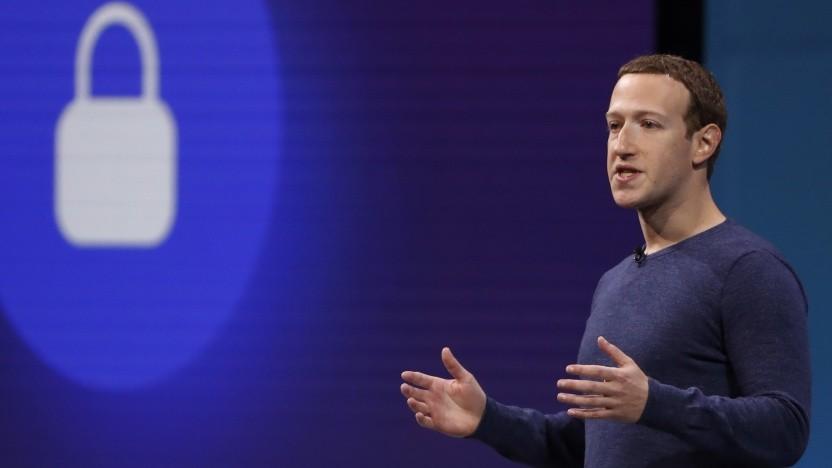 Facebook-Chef Mark Zuckerberg will den Nutzern mehr Kontrolle über ihre Daten geben.
