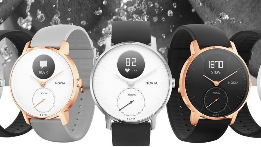 Nokia trennt sich von Wearables-Hersteller Withings
