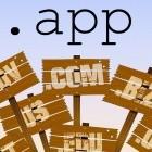 Google: Domain .app als Startseite für Apps und Software