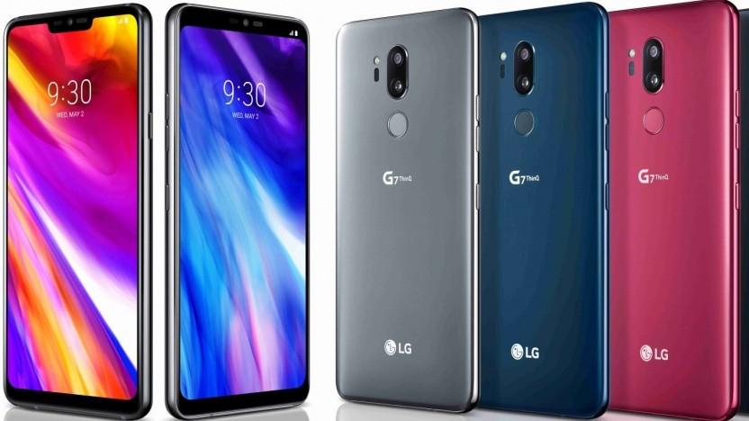 Das neue LG G7 Thinq