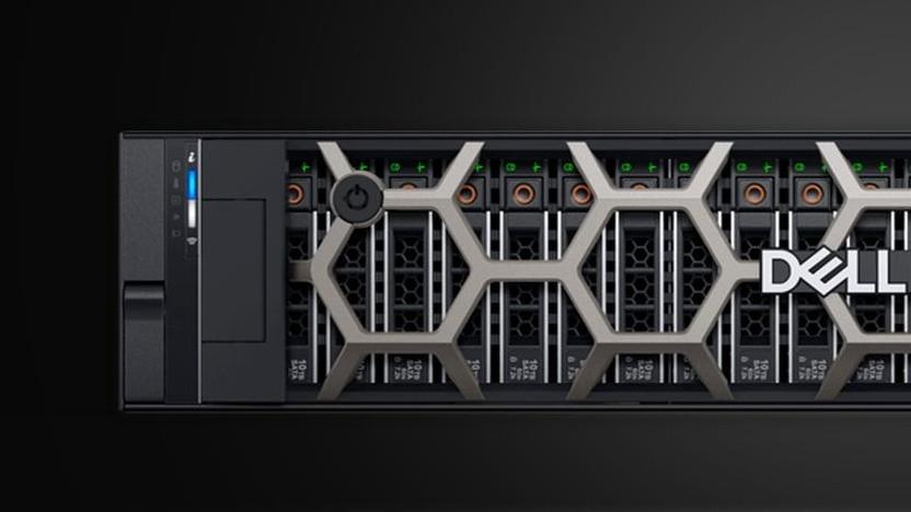 Dell Technologies stellt neuen Dell-EMC-Server vor.