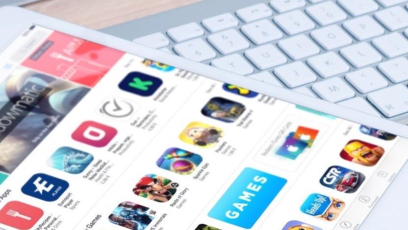 App Store bietet Widerspruchsmöglichkeit an.