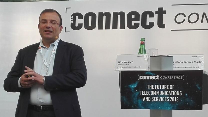 Der Technikchef der Telefónica