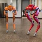 Agility Robotics: Lieferroboter Cassie kann laufen und Treppen steigen
