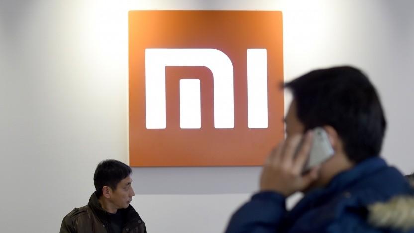 Xiaomi erzielt ein deutlich höheres Wachstum als die Konkurrenz.