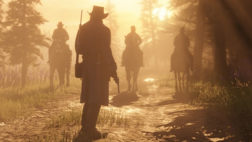 Artwork von Red Dead Redemption 2