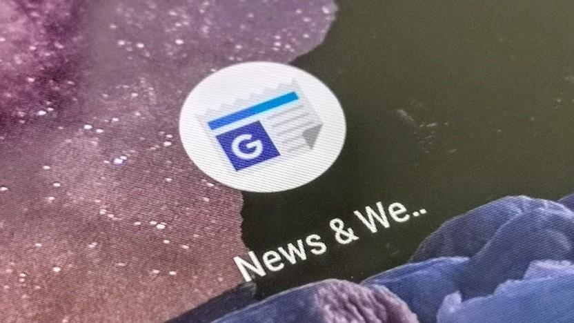 Google News soll Funktionen von Youtube und Play Kiosk erhalten.