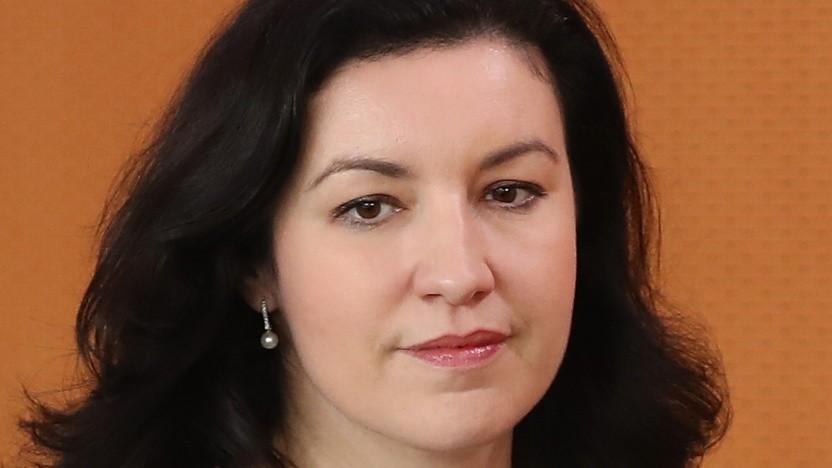 Wird beim Leistungsschutzrecht ignoriert: Digitalstaatsministerin Dorothee Bär