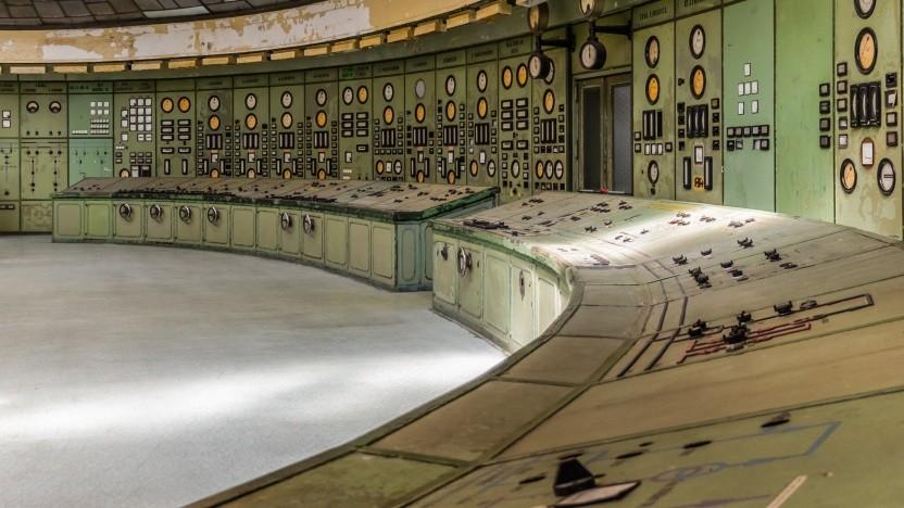 Die Sicherheitsvorkehrungen in deutschen Kraftwerken scheinen nicht mehr ganz aktuell zu sein.