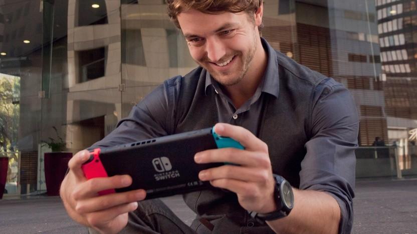 Nintendo Switch: Online-Dienst mit Cloud-Save-Games und NES-Klassikern