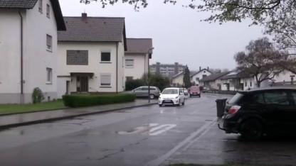 Telekom-Ausbaugebiet in Bruchsal