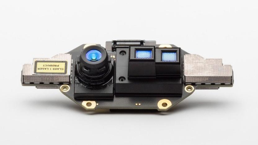 Project Kinect for Azure verfügt über einen neuen Tiefensensor.