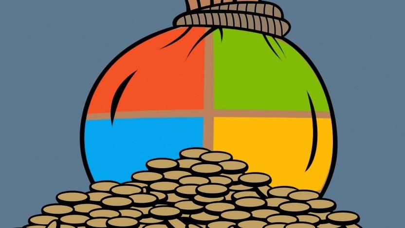 Der Microsoft Store verlangt künftig weniger Anteile am App-Umsatz.