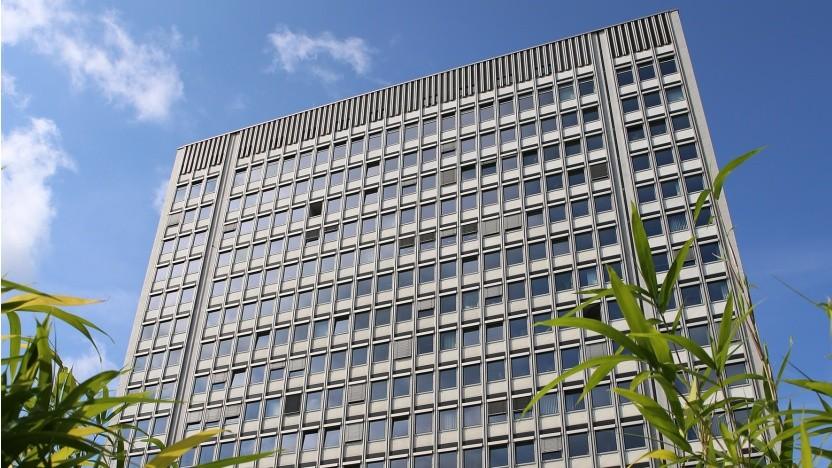 Dienstgebäude der Bundesnetzagentur