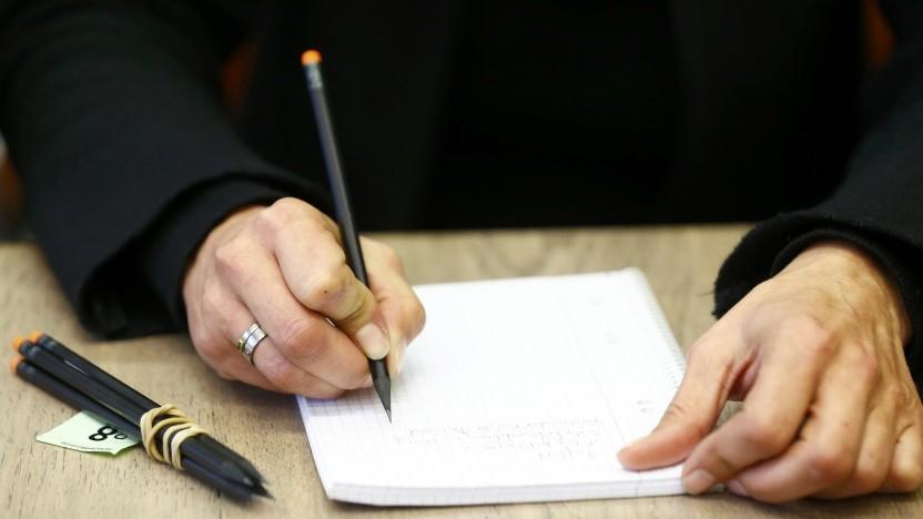 Notepads sind einfache Werkzeuge (Symbolbild).