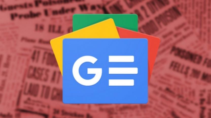 Google News wurde überarbeitet