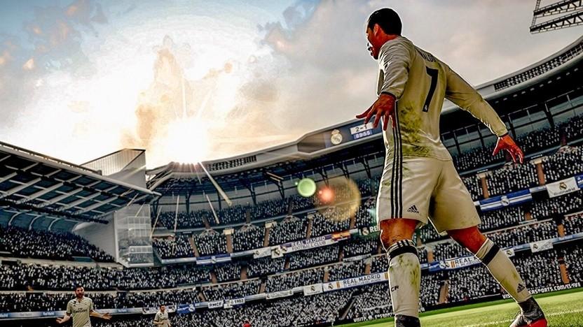 Europameister Ronaldo im Bestseller Fifa 18