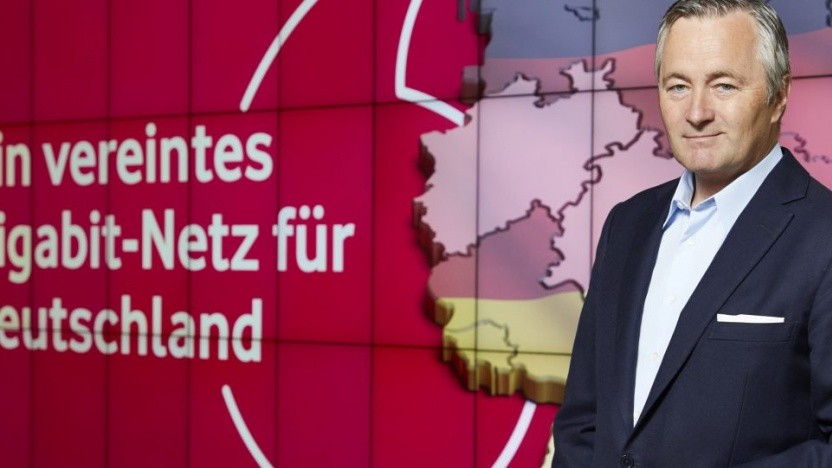 Der Hannes, der kann es: Vodafone-Chef Hannes Ametsreiter darf wohl Unitymedia übernehmen.
