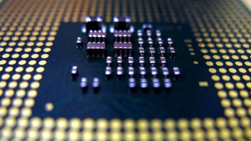 Eine Intel-CPU