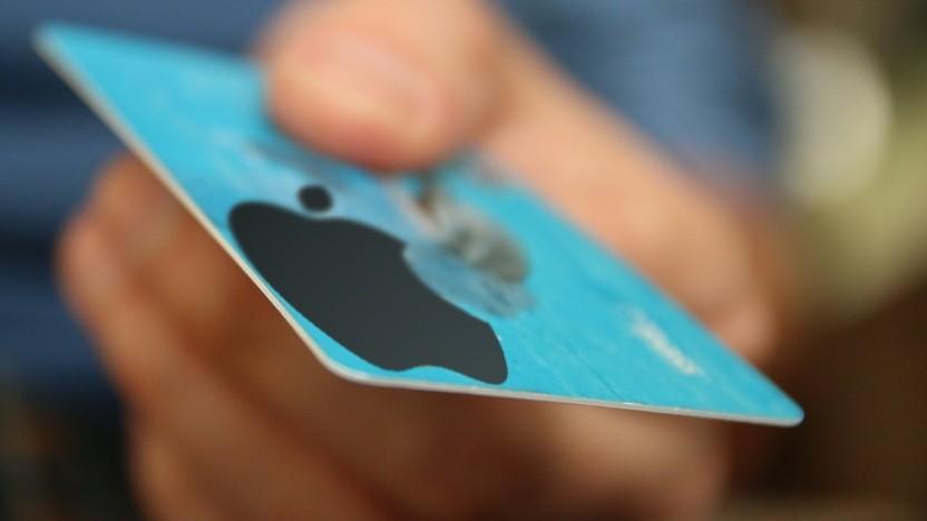 So wird Apples Kreditkarte sicherlich nicht aussehen.