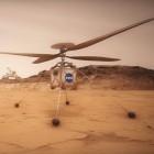 Nasa: 2020 soll ein Helikopter zum Mars fliegen