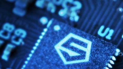 Ein RISC-V-Chip