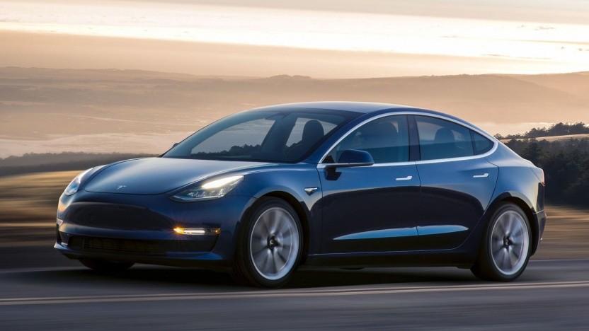 Mitten im Model-3-Krimi - Tesla-Produktionschef nimmt Auszeit