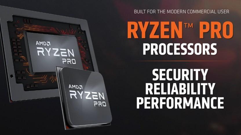 Ryzen Pro für Desktop und Notebook