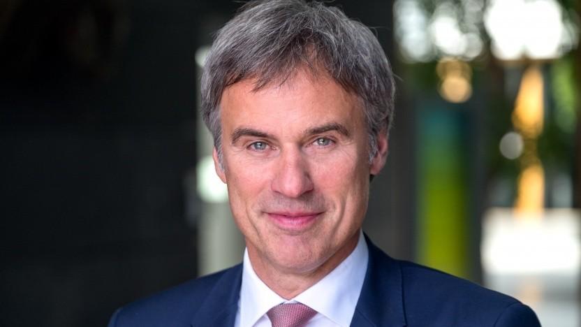 Achim Berg ist Präsident des Bitkom.