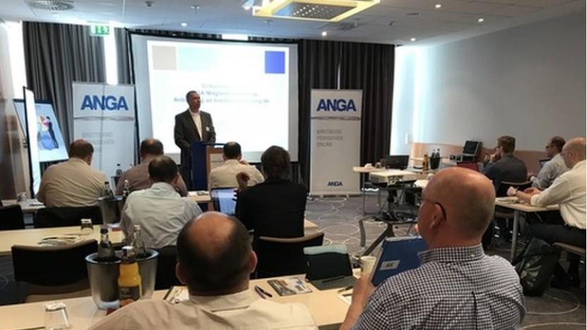 Workshop des Anga