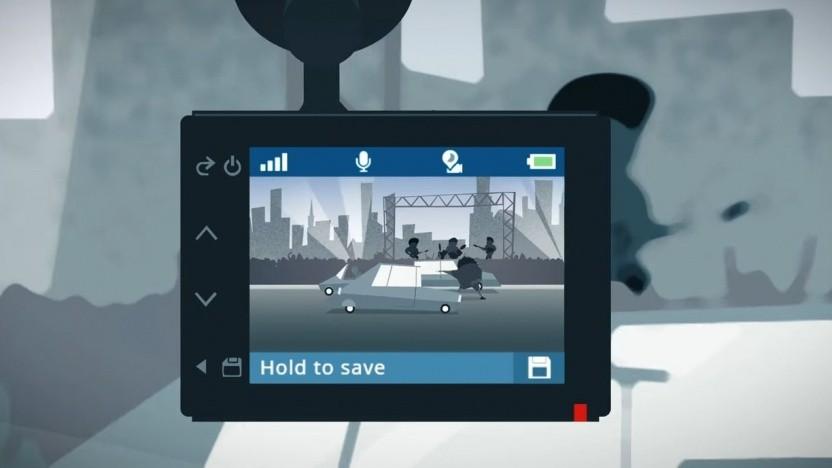 Dashcams ermöglichen das permanente Aufzeichnen von Verkehrssituationen.