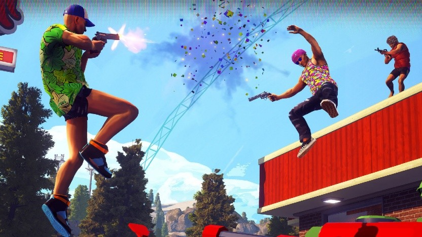Artwork von Radical Heights.